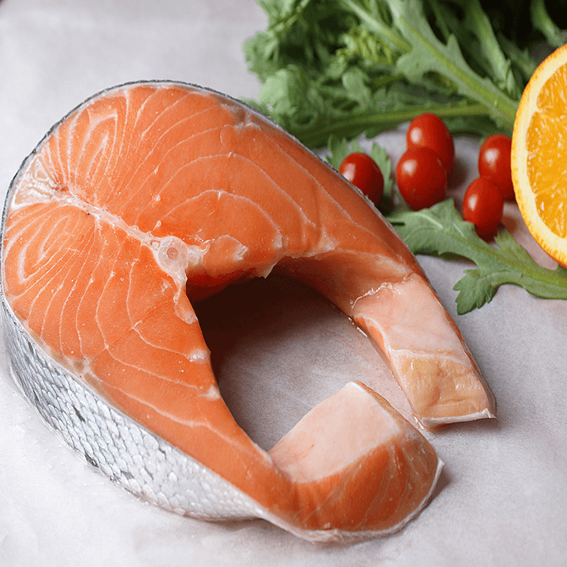 挪威大規格鮭魚片,限時破盤再打8折!