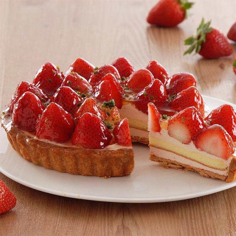 亞尼克經典新鮮草莓脆派,限時5.8折,請把握機會搶購!
