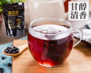 正宗台灣養身黑豆茶,限時2.7折,今日結帳再享加碼折扣
