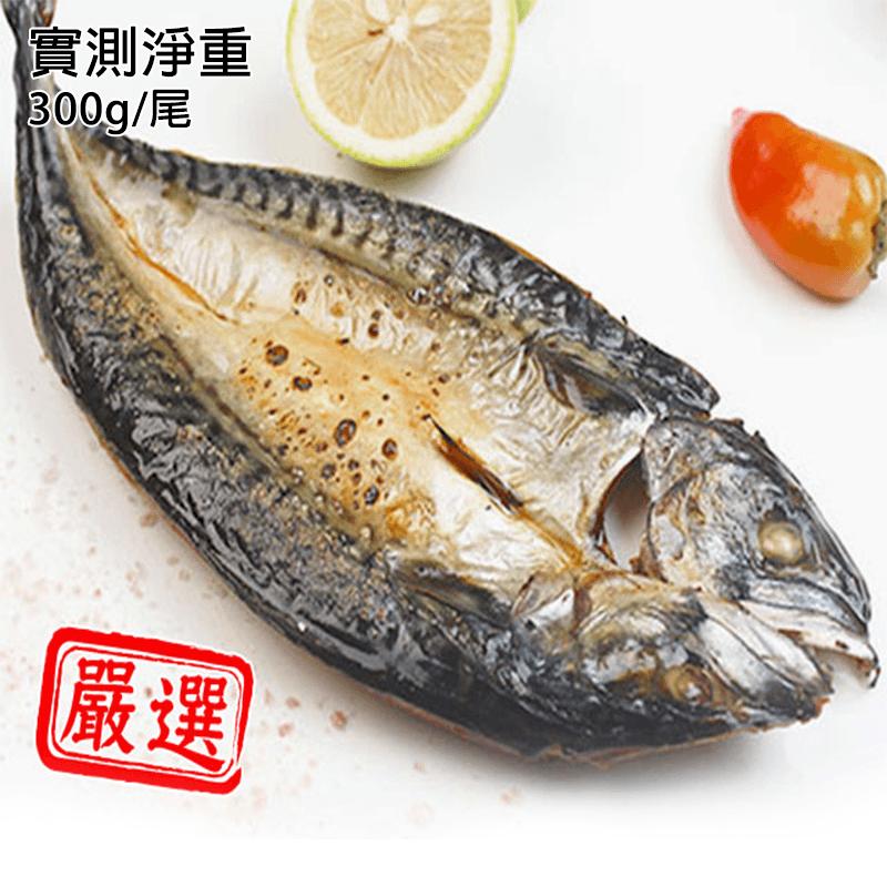 挪威整尾薄鹽細嫩鯖魚,限時破盤再打8折!