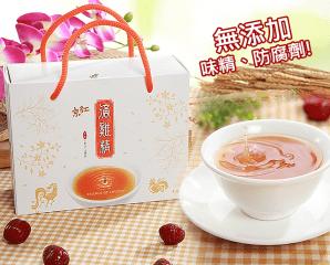 【京紅】古早味滴雞精,限時4.2折