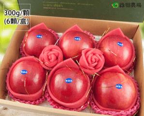 美國空運3A富士蘋果禮盒,限時4.4折,今日結帳再享加碼折扣