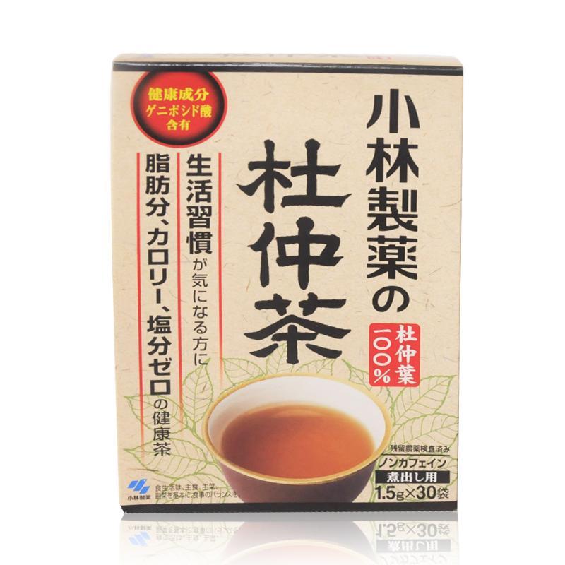 日本小林製藥杜仲淡茶,今日結帳再打85折
