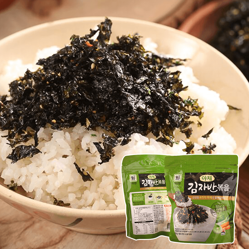 韓國超人氣SAJO海苔酥,今日結帳再打85折!