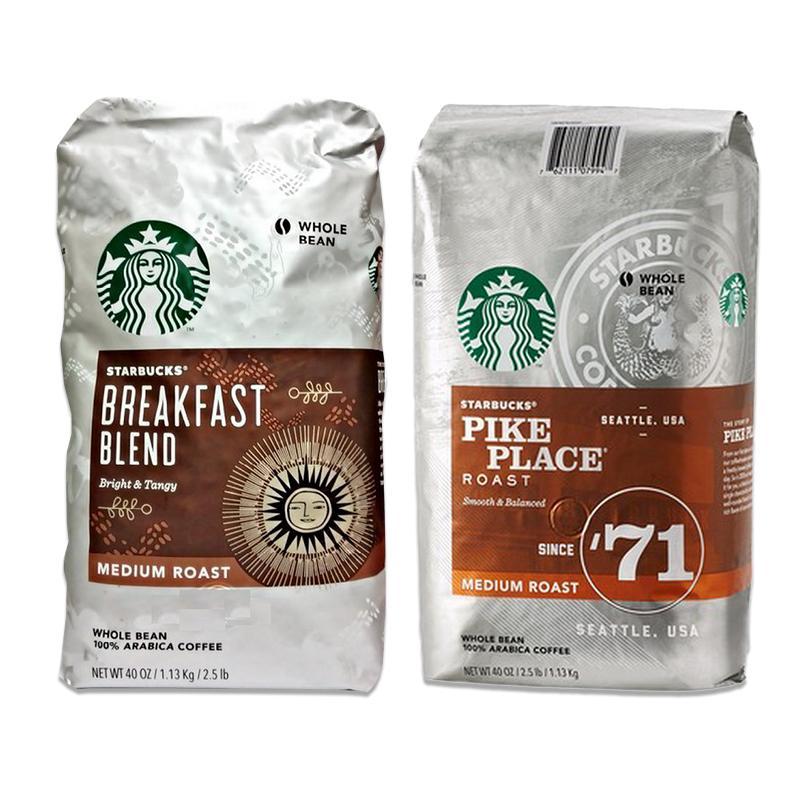 星巴克STARBUCKS早餐/派克咖啡豆,限時9.0折,請把握機會搶購!