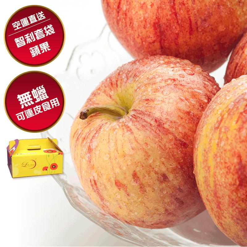 智利XXL無蠟蘋果禮盒,限時6.8折,請把握機會搶購!
