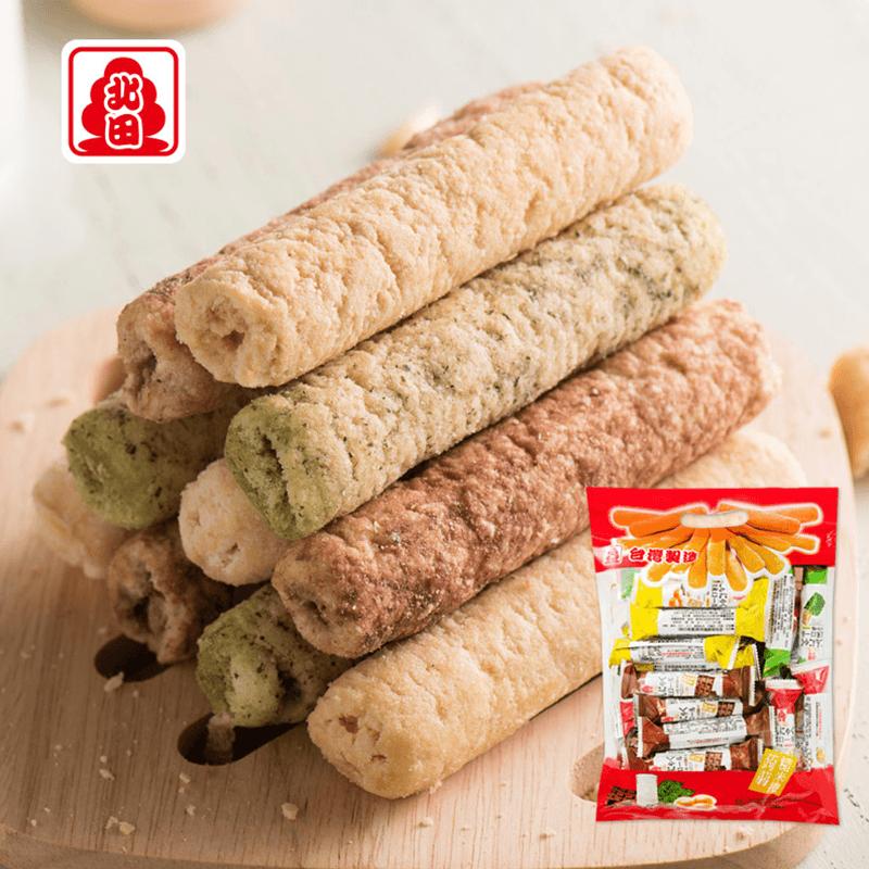 北田蒟蒻糙米捲綜合口味,限時7.2折,請把握機會搶購!