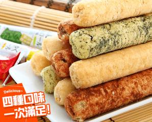 北田蒟蒻糙米捲綜合口味,限時5.6折,請把握機會搶購!