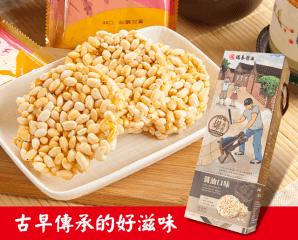 瑞春純釀醬油爆米香,限時5.7折,今日結帳再享加碼折扣