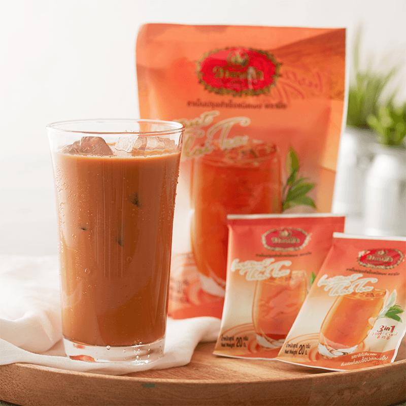 泰國手標牌3合1泰式奶茶,本檔全網購最低價!